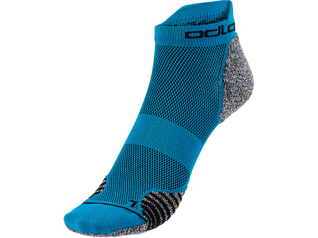 Odlo Ceramicool Run Socks Low mykonos blue